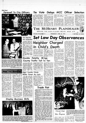 McHenry Plaindealer (McHenry, IL), 30 Apr 1975