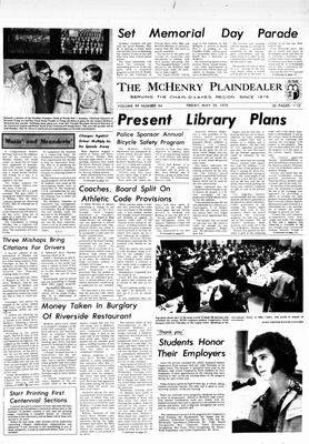 McHenry Plaindealer (McHenry, IL), 23 May 1975