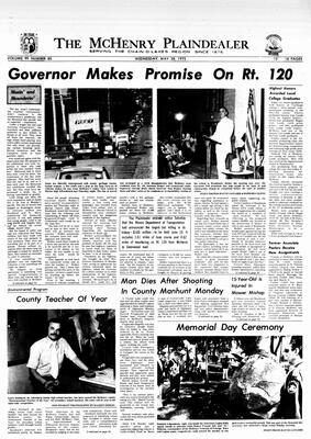 McHenry Plaindealer (McHenry, IL), 28 May 1975