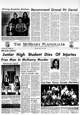 McHenry Plaindealer (McHenry, IL), 30 May 1975
