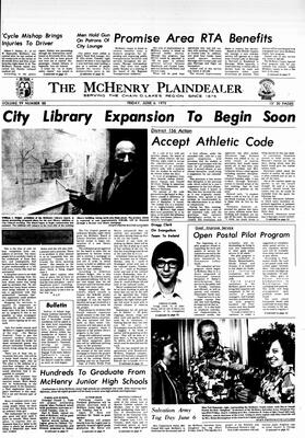 McHenry Plaindealer (McHenry, IL), 6 Jun 1975