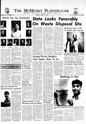 McHenry Plaindealer (McHenry, IL), 13 Jun 1975