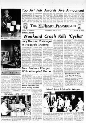 McHenry Plaindealer (McHenry, IL), 25 Jun 1975