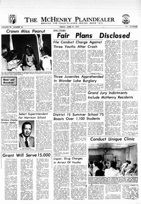 McHenry Plaindealer (McHenry, IL), 27 Jun 1975