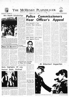 McHenry Plaindealer (McHenry, IL), 1 Jul 1975