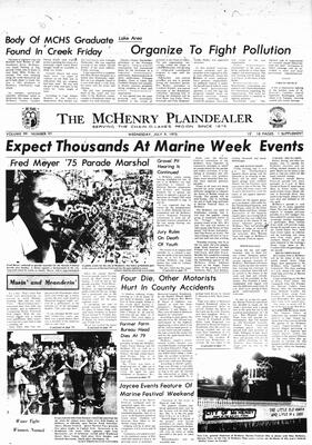 McHenry Plaindealer (McHenry, IL), 9 Jul 1975