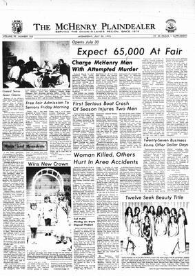 McHenry Plaindealer (McHenry, IL), 30 Jul 1975