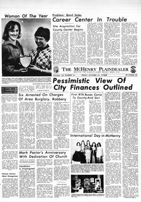 McHenry Plaindealer (McHenry, IL), 24 Oct 1975