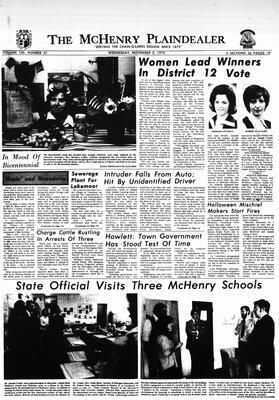 McHenry Plaindealer (McHenry, IL), 5 Nov 1975