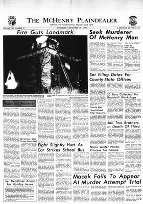 McHenry Plaindealer (McHenry, IL), 19 Nov 1975