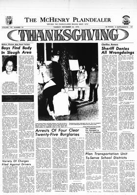 McHenry Plaindealer (McHenry, IL), 25 Nov 1975