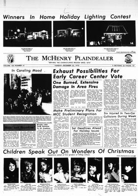 McHenry Plaindealer (McHenry, IL), 23 Dec 1975