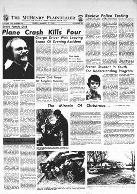McHenry Plaindealer (McHenry, IL), 2 Jan 1976