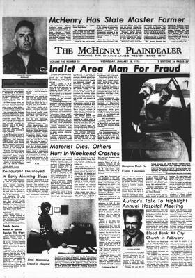 McHenry Plaindealer (McHenry, IL), 28 Jan 1976