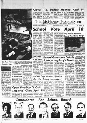 McHenry Plaindealer (McHenry, IL), 7 Apr 1976