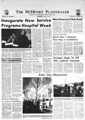 McHenry Plaindealer (McHenry, IL), 5 May 1976