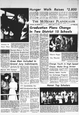 McHenry Plaindealer (McHenry, IL), 14 May 1976