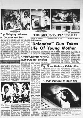 McHenry Plaindealer (McHenry, IL), 16 Jun 1976