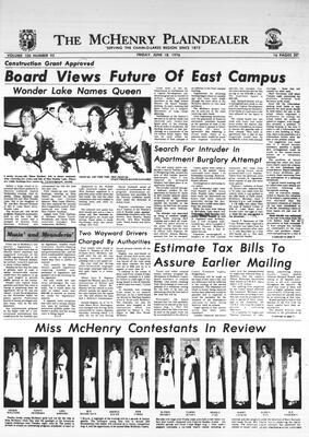 McHenry Plaindealer (McHenry, IL), 18 Jun 1976