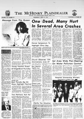 McHenry Plaindealer (McHenry, IL), 23 Jun 1976