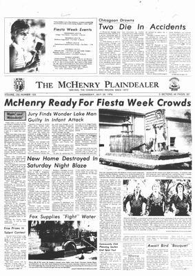 McHenry Plaindealer (McHenry, IL), 28 Jul 1976