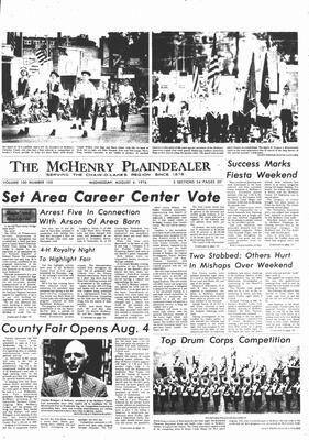 McHenry Plaindealer (McHenry, IL), 4 Aug 1976