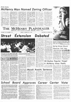 McHenry Plaindealer (McHenry, IL), 20 Aug 1976