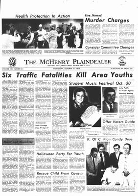 McHenry Plaindealer (McHenry, IL), 27 Oct 1976