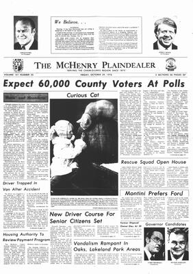 McHenry Plaindealer (McHenry, IL), 29 Oct 1976