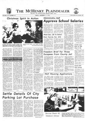 McHenry Plaindealer (McHenry, IL), 17 Dec 1976