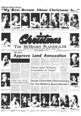 McHenry Plaindealer (McHenry, IL), 24 Dec 1976