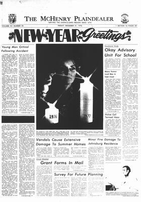 McHenry Plaindealer (McHenry, IL), 31 Dec 1976