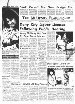 McHenry Plaindealer (McHenry, IL), 5 Jan 1977