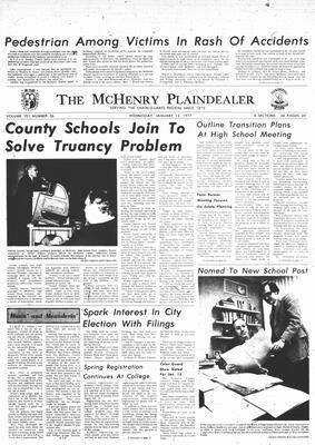 McHenry Plaindealer (McHenry, IL), 12 Jan 1977