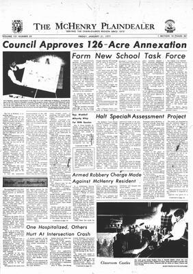 McHenry Plaindealer (McHenry, IL), 21 Jan 1977