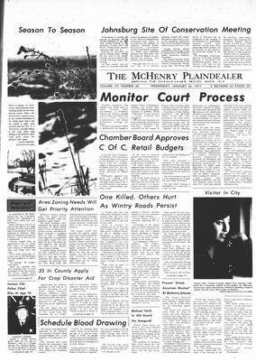 McHenry Plaindealer (McHenry, IL), 26 Jan 1977