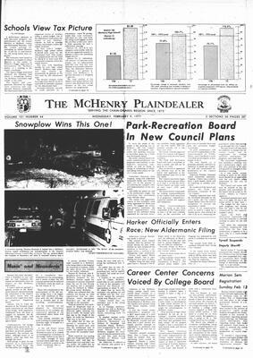 McHenry Plaindealer (McHenry, IL), 9 Feb 1977