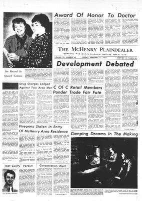 McHenry Plaindealer (McHenry, IL), 11 Feb 1977