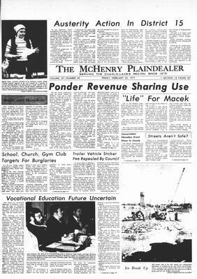 McHenry Plaindealer (McHenry, IL), 25 Feb 1977