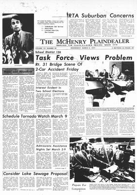 McHenry Plaindealer (McHenry, IL), 2 Mar 1977