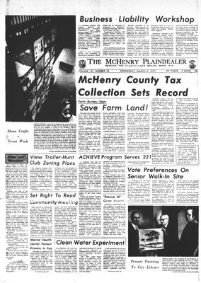 McHenry Plaindealer (McHenry, IL), 9 Mar 1977
