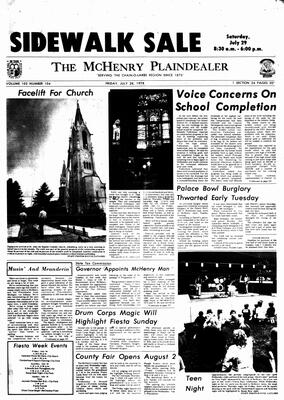 McHenry Plaindealer (McHenry, IL), 28 Jul 1978