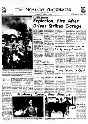 McHenry Plaindealer (McHenry, IL), 9 Aug 1978