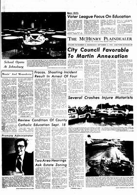 McHenry Plaindealer (McHenry, IL), 13 Sep 1978