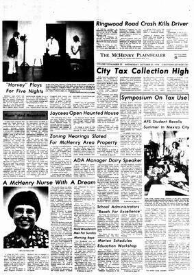 McHenry Plaindealer (McHenry, IL), 25 Oct 1978