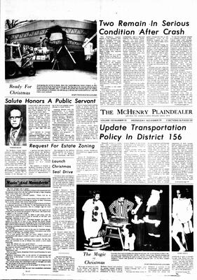McHenry Plaindealer (McHenry, IL), 29 Nov 1978
