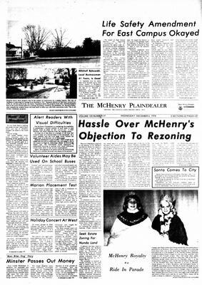 McHenry Plaindealer (McHenry, IL), 6 Dec 1978