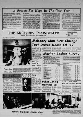 McHenry Plaindealer (McHenry, IL), 3 Jan 1979