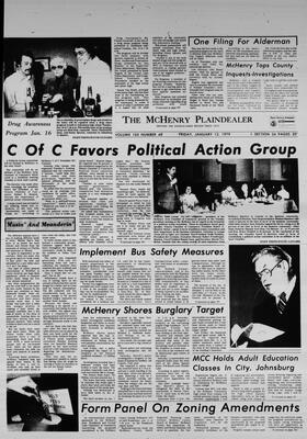 McHenry Plaindealer (McHenry, IL), 12 Jan 1979