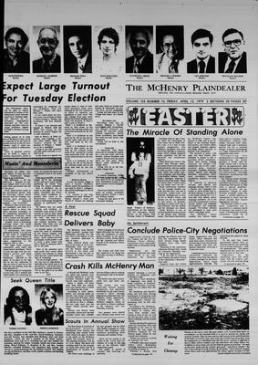McHenry Plaindealer (McHenry, IL), 13 Apr 1979